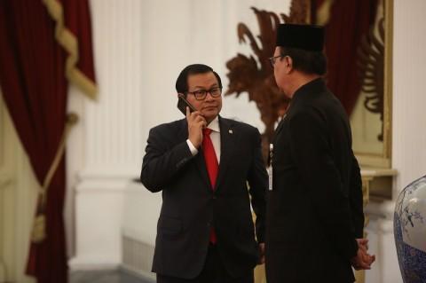 Presiden Sudah Putuskan Enam Jaksa Agung Muda
