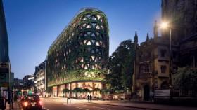 Bangunan Hijau Penyerap Polusi di London