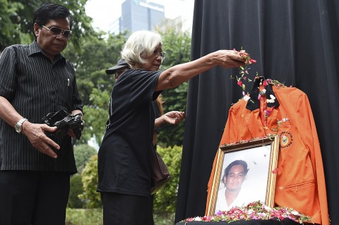 Keluarga Tuntut Pemerintah Tuntaskan Kasus Tragedi Semanggi