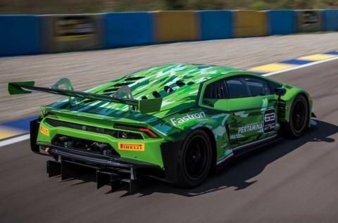 Fastron Masih Gandeng Lamborghini Squadra Corse