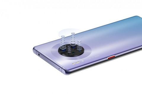 Pendaftar Huawei Mate 30 Pro di Indonesia Capai 6.500 Orang