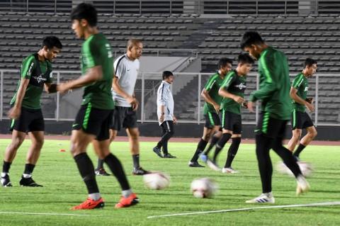 Sempat Unggul, Timnas U-23 vs Iran Berakhir Imbang