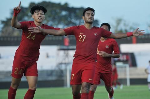 Timnas Indonesia U-23 Vs Iran Berakhir Imbang 1-1