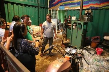 Filipina Contoh Penerapan Bank Sampah di Jakarta Utara