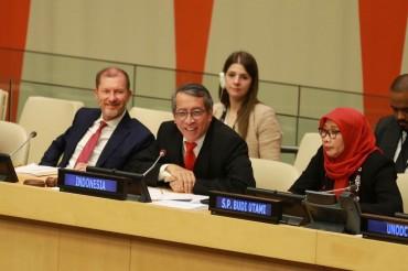 Program Deradikalisasi Indonesia Dibawa ke Forum PBB