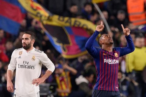 Bek Madrid Doakan Barcelona Tersingkir dari Liga Champions