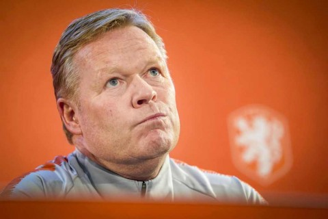 Koeman Tak Tutup Peluang Latih Barcelona