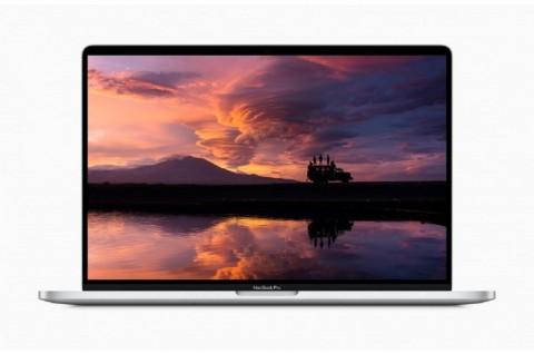 Apple Umumkan MacBook Pro 16 Inci dengan Keyboard Baru