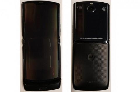 Bocoran Gambar Motorola RAZR Muncul di Dokumen  FCC