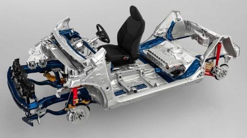Sasis Baru di Keluarga TNGA untuk Mobil Compact