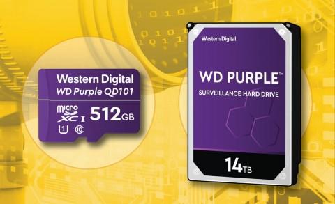 WD Purple Kini Punya Varian MicroSD untuk Sistem Pengawas