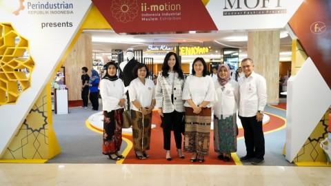 RI Tangkap Peluang Pasar Fesyen Muslim Dunia