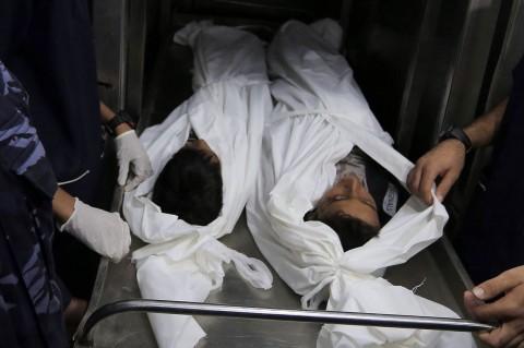 Korban Tewas Serangan Israel di Jalur Gaza jadi 32 Orang