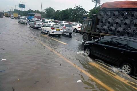 Tiga Strategi Antisipasi Genangan Air di Jakarta