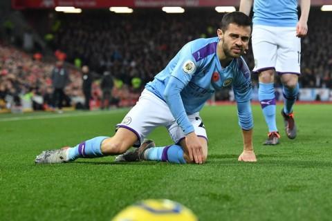 FA Resmi Beri Sanksi untuk Bernardo Silva