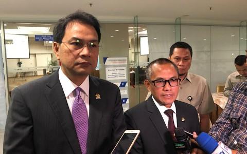 Pimpinan DPR Pantau Seleksi Calon Hakim Agung
