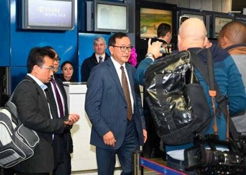 Oposisi Kamboja Tiba, Komisi 1 DPR Bantah akan Bertemu