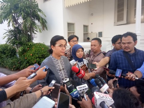 Sri Mulyani Sebut Pemerintah Bakal Identifikasi Desa Fiktif