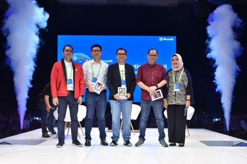 Microsoft Gelar Cloud Innovation Summit 2019