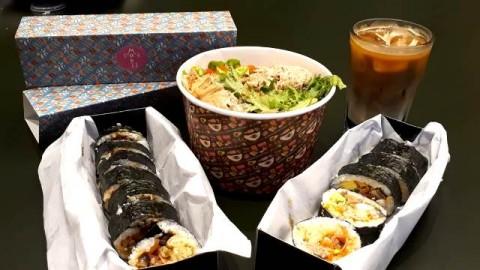 Kreasikan Sushi dan Salad Sesuai Selera