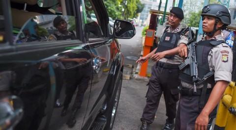 Polri Mempertebal Pengamanan Pejabat VVIP