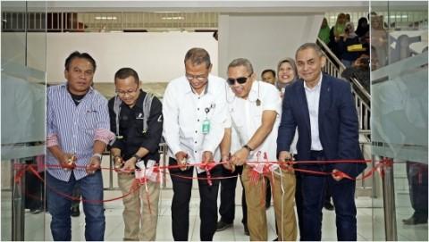 Pusat Migas Pertama Sumatra Diresmikan di Unand