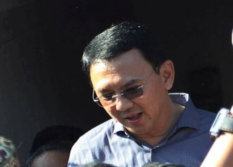 Ahok Asked to be Less Emotional