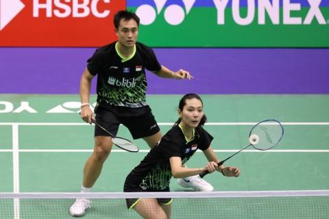 Hong Kong Open 2019: Hafiz/Gloria Segel Tiket Perempat Final