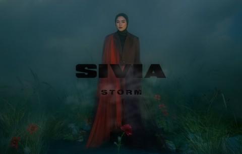 Sivia Azizah Belajar Merelakan lewat Singel Storm
