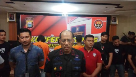 Polisi Tetapkan Tiga Orang Tersangka Pembunuh Mahasiswa UMI