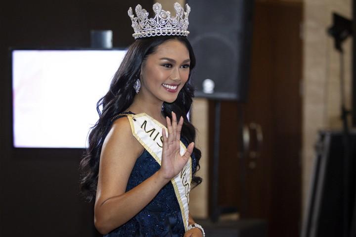 Princess Megonondo akan Wakili Indonesia di Miss World 2019