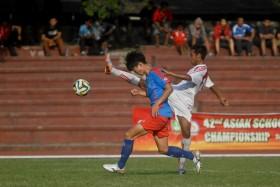 Indonesia Tuan Rumah Kejuaraan Sepak Bola Pelajar Asia 2019