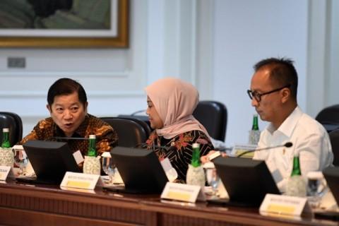 Bahas RPJMN, Pemerintah Optimistis terhadap Ekonomi Indonesia