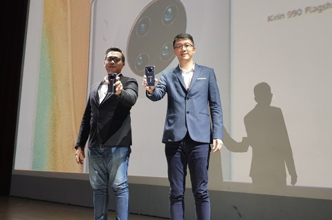 Huawei Mate 30 Pro Resmi Masuk Pasar Indonesia