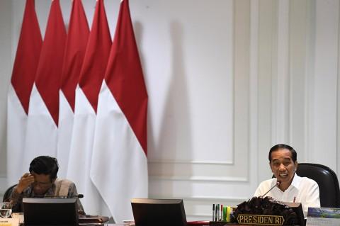 Jokowi Minta Rencana Pembangunan Jangka Menengah Disusun Realistis