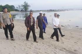 Pulau Maspari Akan Disulap Jadi Sentra Budi Daya Udang