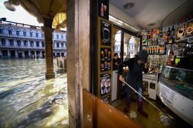 Banjir di Venesia, Italia Tetapkan Status Darurat
