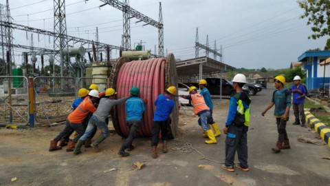 Gardu Induk Baturaja Akan Normal dalam Dua Hari