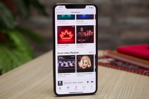 Apple Music Bisa Putar Lagu Terfavorit Sepanjang Tahun