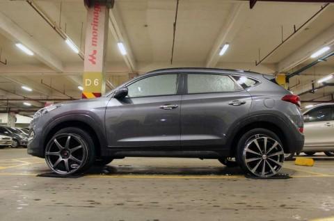 Trik Aman Mengganti Pelek Mobil Aftermarket yang Lebih Besar