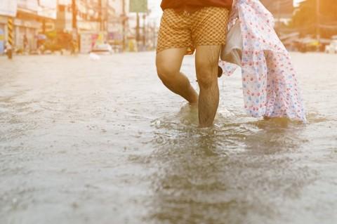 11 Daerah di Sumsel Rawan Banjir dan Longsor