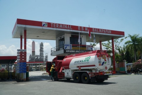 Pertamina Bangun 9 SPBU di Jalan Tol Ruas Bakauheni-Kayu Agung