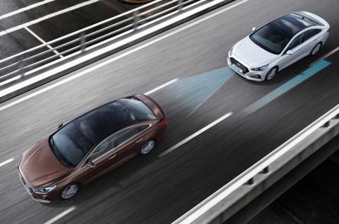 Hyundai Padukan Cruise Control dengan Kecerdasaan Buatan