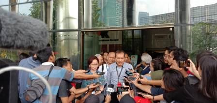 Pegiat Antikorupsi Merapat ke KPK