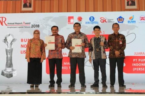 Keterbukaan Informasi Pupuk Indonesia sesuai Prinsip GCG