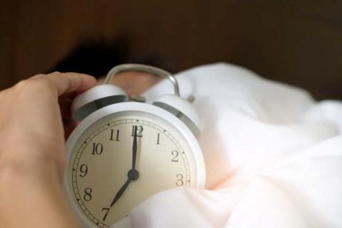 Cara Tertidur dalam Waktu Dua Menit