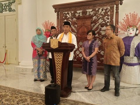 Pemprov DKI Dorong Gairah UMKM Lewat Festival Pesona Lokal