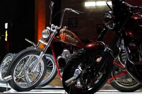 Custom Bike Indonesia Bakal Jajal 'Tanah Amerika'?