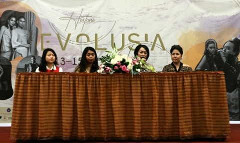 Evolusia 2019, Ajang Unjuk Gigi Busana Karya Mahasiswa Maranatha