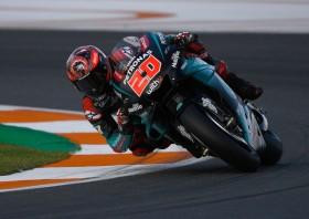 Quartararo Kuasai Hari Pertama MotoGP Valencia